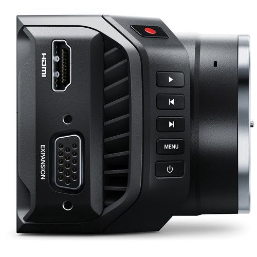 Details We Like Camera Black Input Air Outakes Tecnical