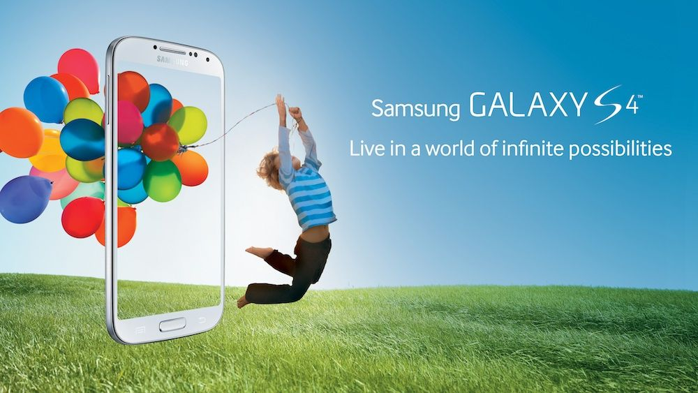 Image result for samsung galaxy s4 advertisement