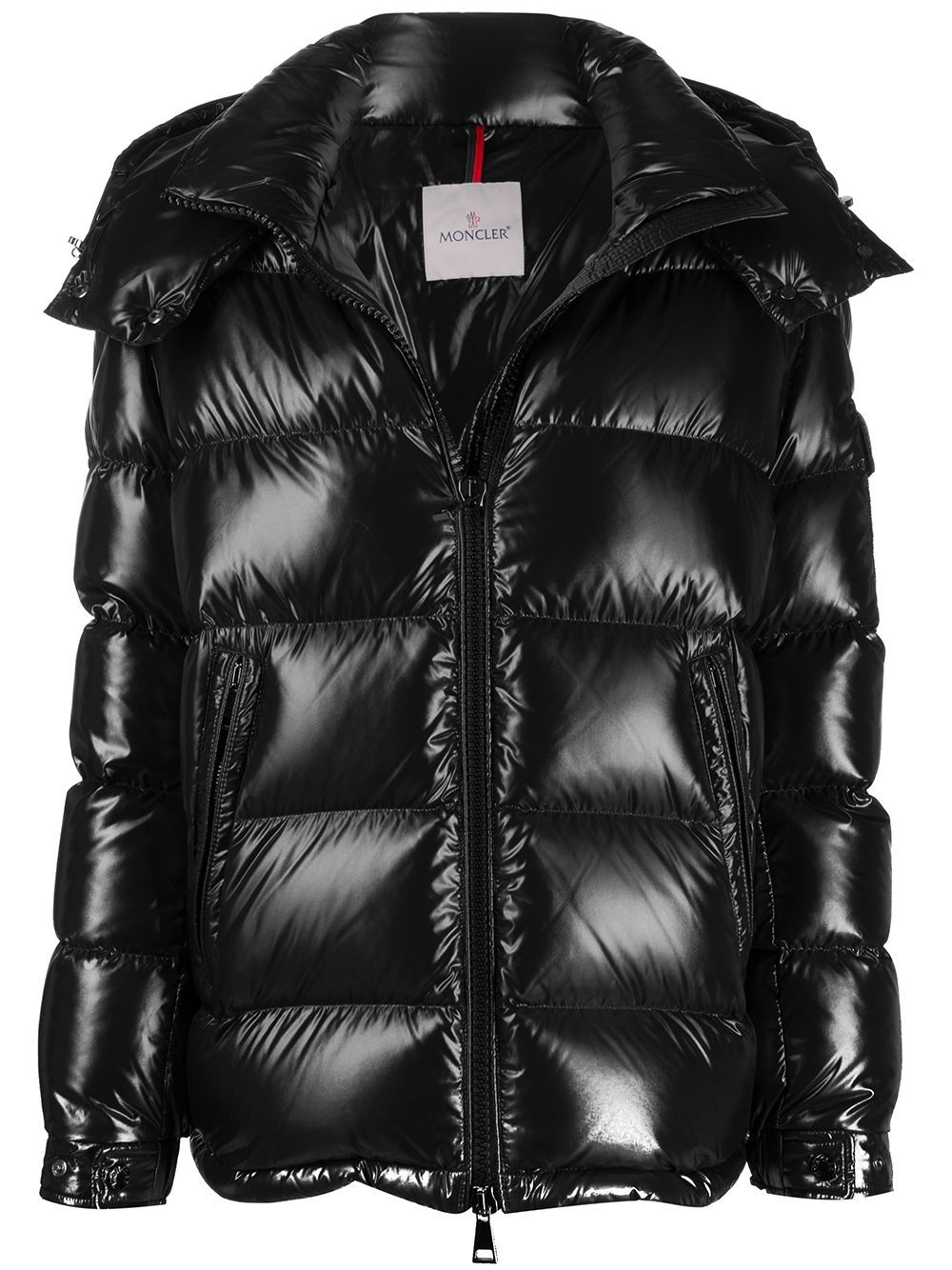 Moncler Quilted Zipped Puffer Jacket Farfetch In 2021 Moncler Jacket Women Moncler Puffer Jacket Women [ 1334 x 1000 Pixel ]