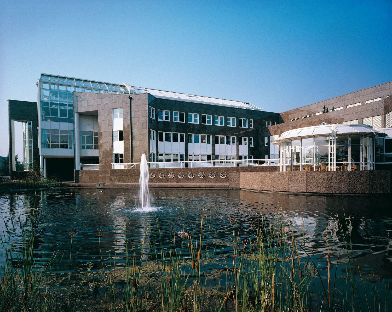EVM-Verwaltungs- und Betriebsgebäude, Koblenz — Stahlbeton ...