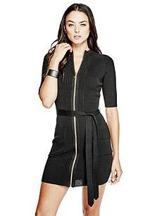 Kaden Sweater Dress | GUESS.com