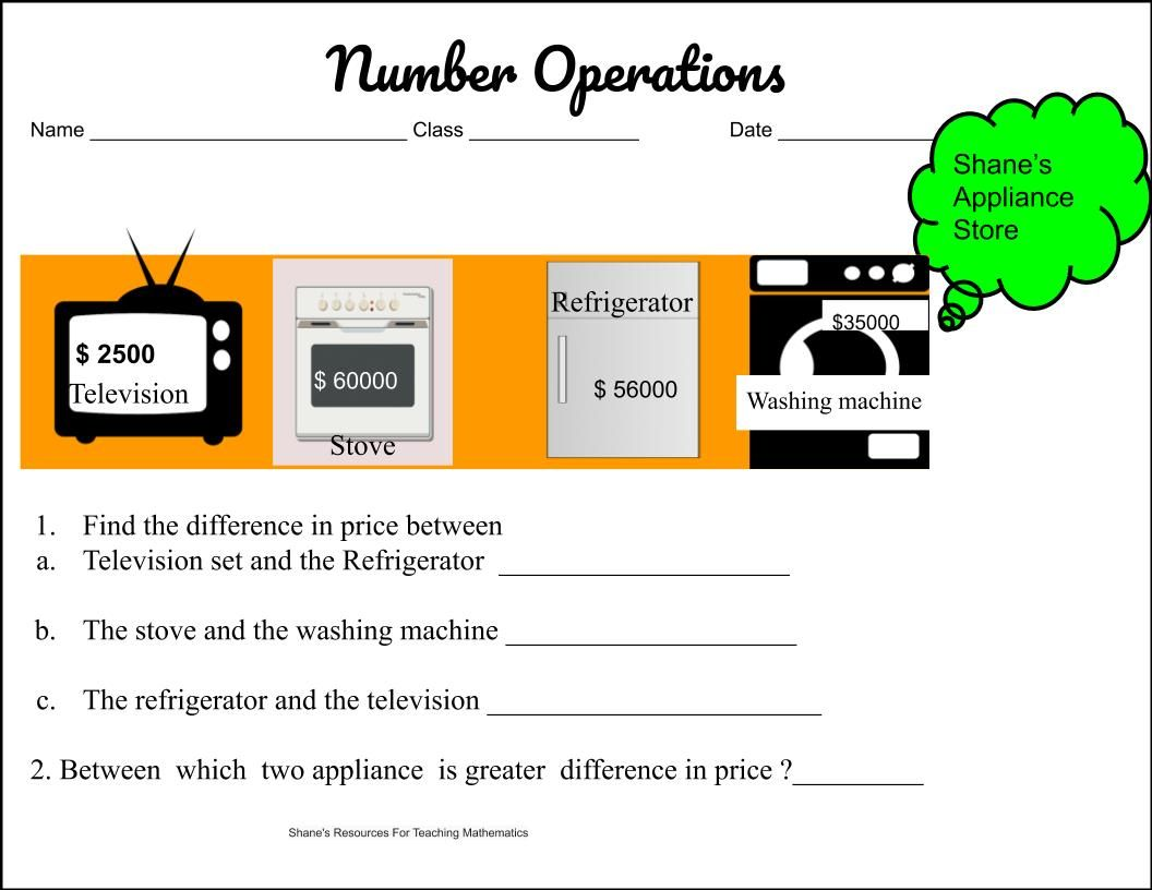 Worded Questions With Addition And Subtraction Teaching Mathematics Teaching Mathematics How to price addition