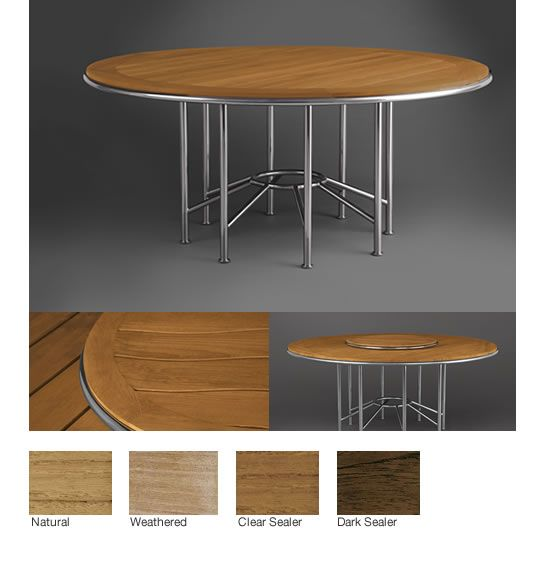 Sutherland Furniture. Mariner Collection. Dining Table. John Hutton Design.