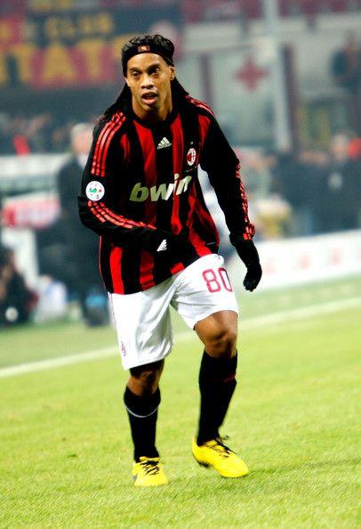 Ronaldinho Photos Photos Ac Milan V Udinese Calcio Serie A