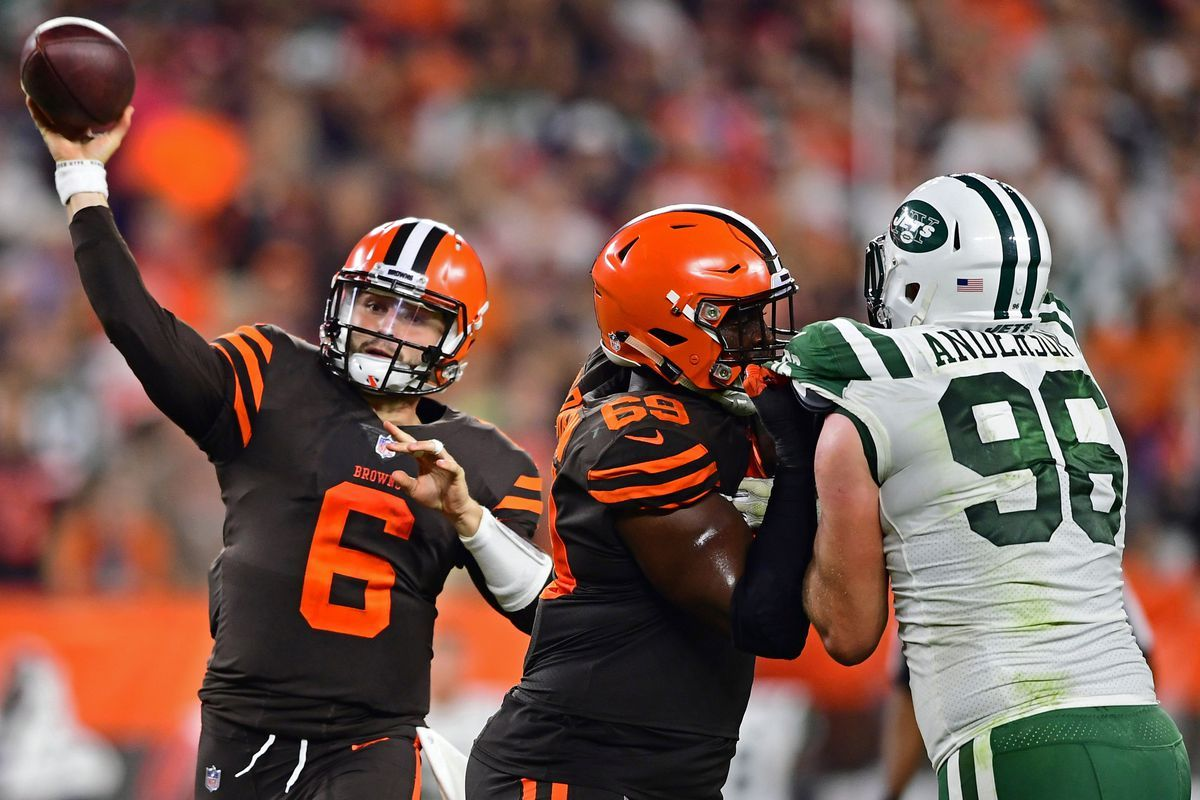 Watch Cleveland Browns vs New York Jets live streaming