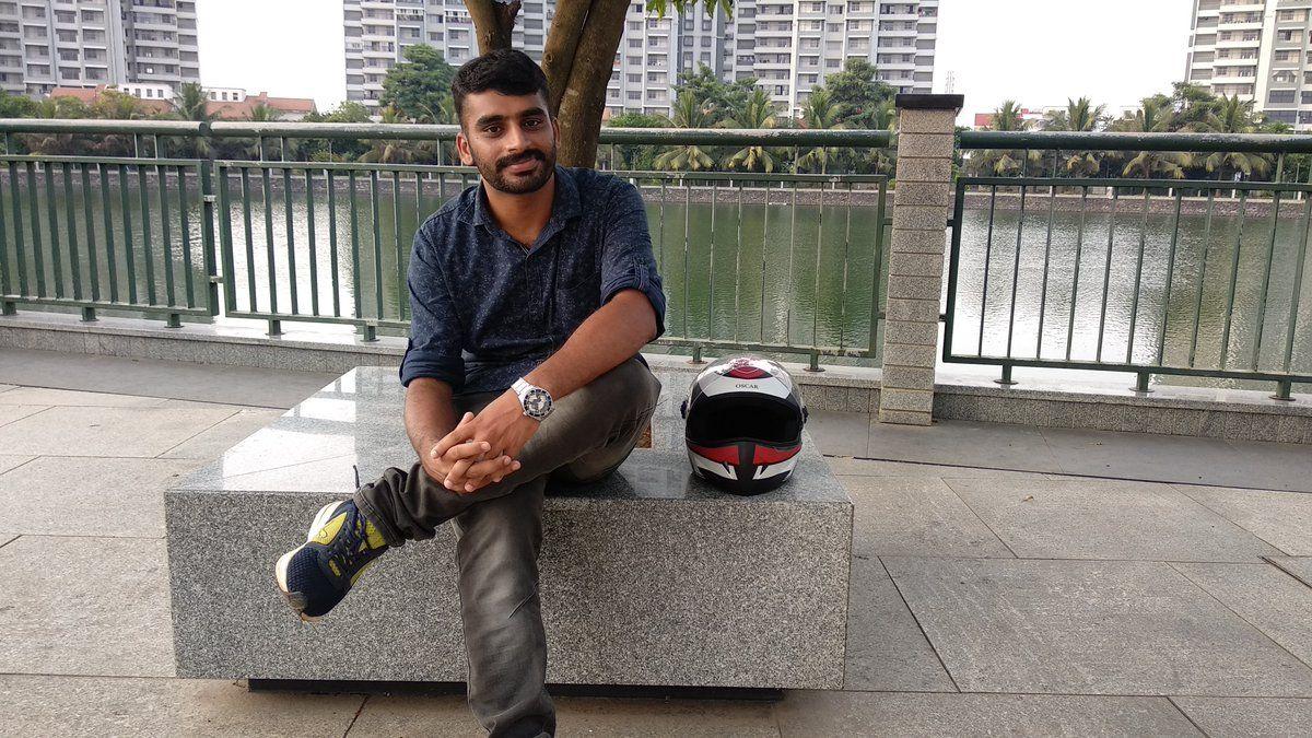 Raheem Mampad True happiness, Bring it on, Mindfulness