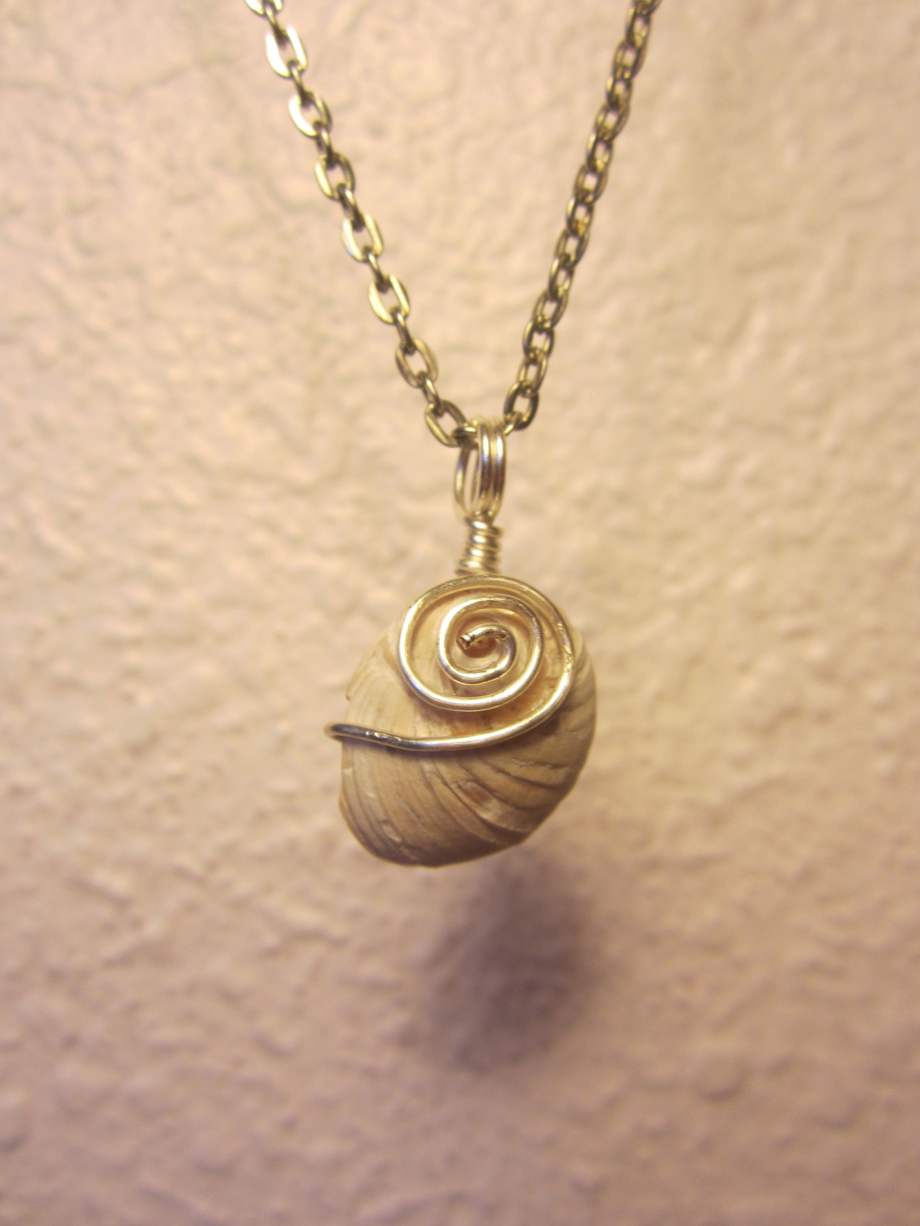 Pin by top drawer style on pendant necklace pinterest shell beads seashell jewelryseashell aloadofball Gallery