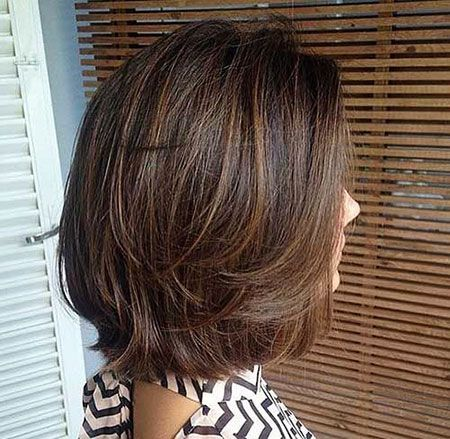 23 Beautiful Short Layered Hairstyles for Women #shortlayeredhairstyles