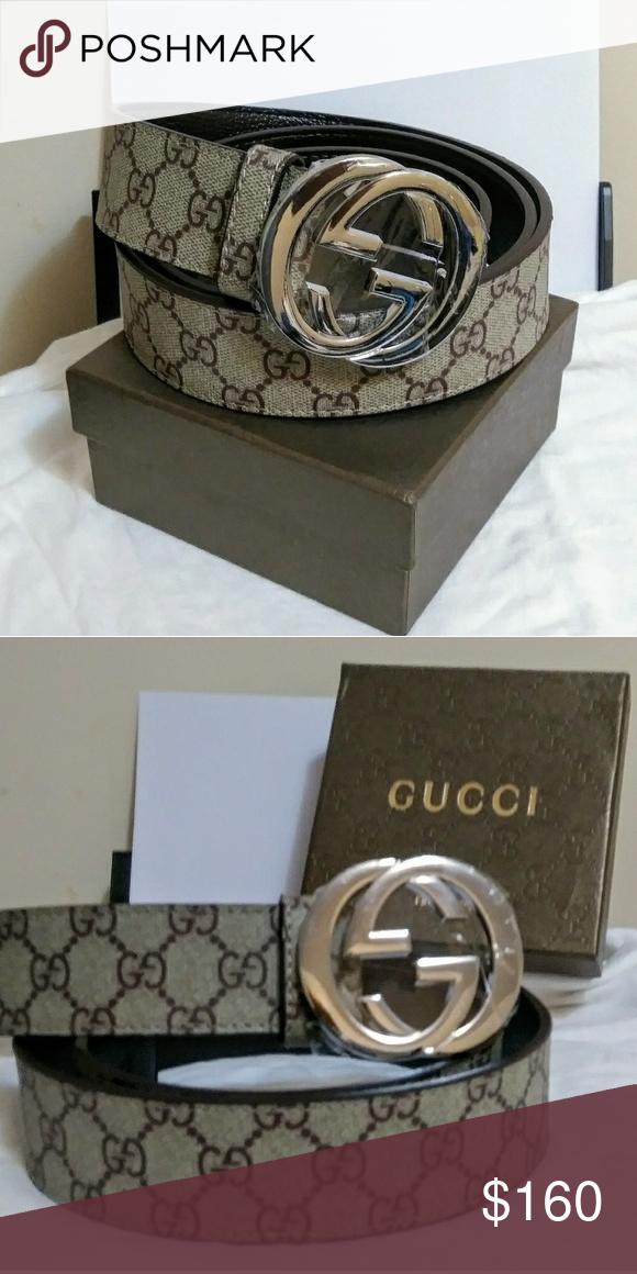 9e5ced3530c Beautiful Gucci belt Monogram Gucci belt size 34-36 Gucci Accessories Belts