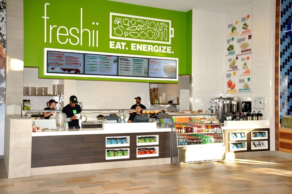 Best healthy fast food restaurant chains casual for Food bar health