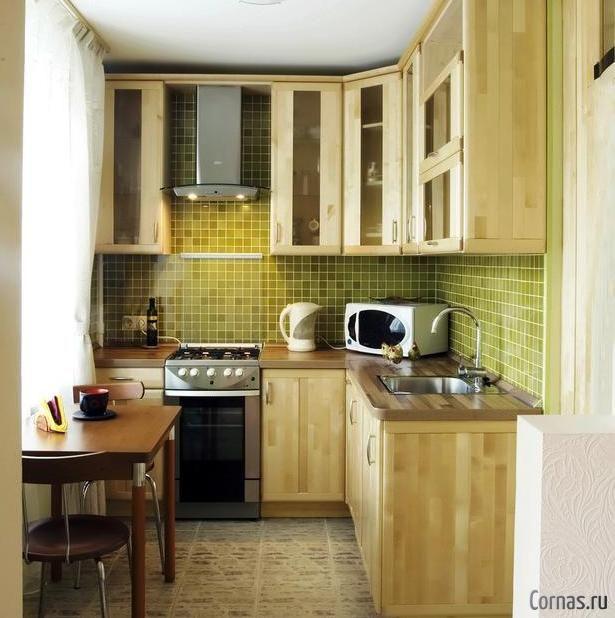 Дизайн кухни 6 кв.м фото. Лучшие варианты | Небольшое ...