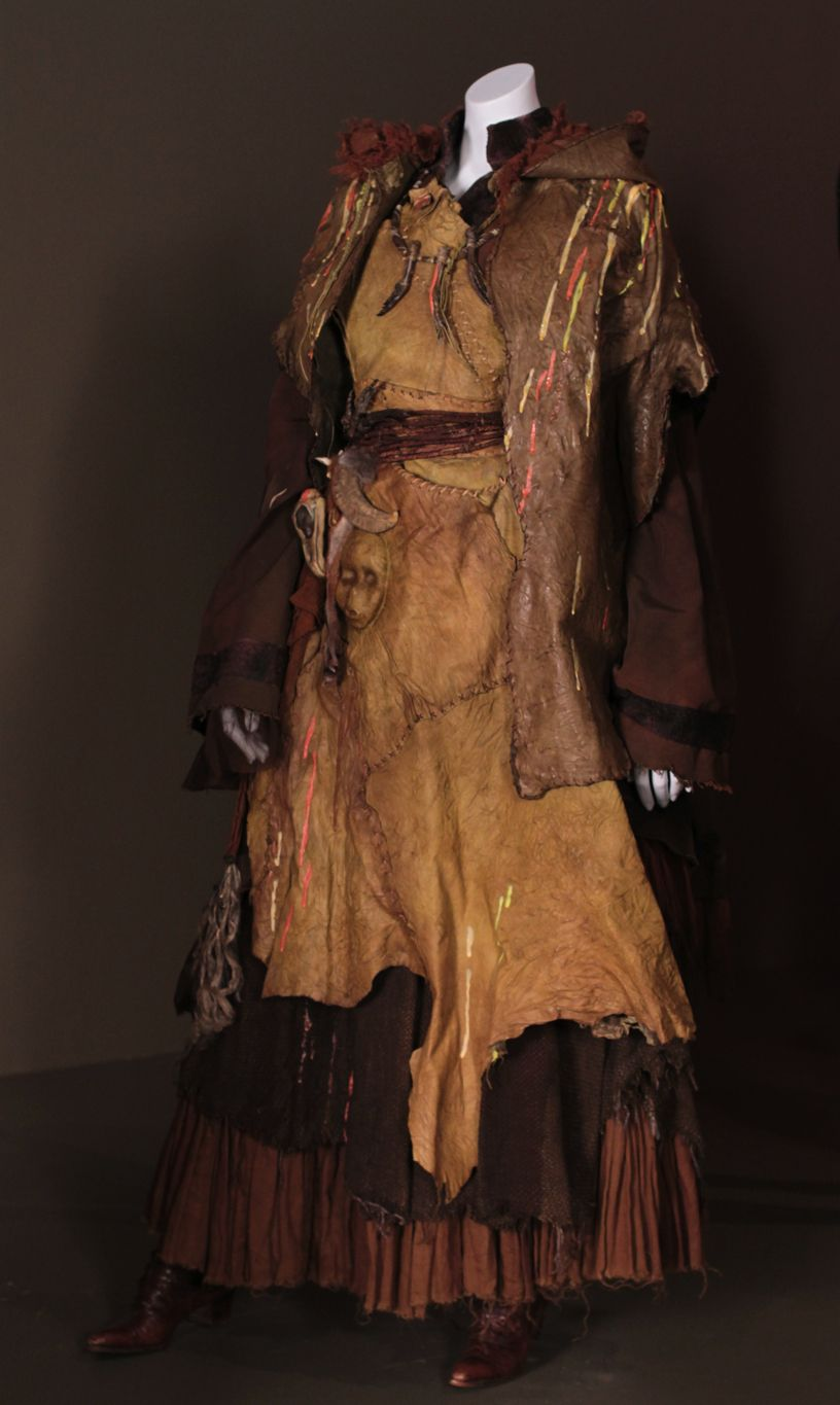 Hansel & Gretel: Witch Hunters, costume design by Marlene Stewart ...
