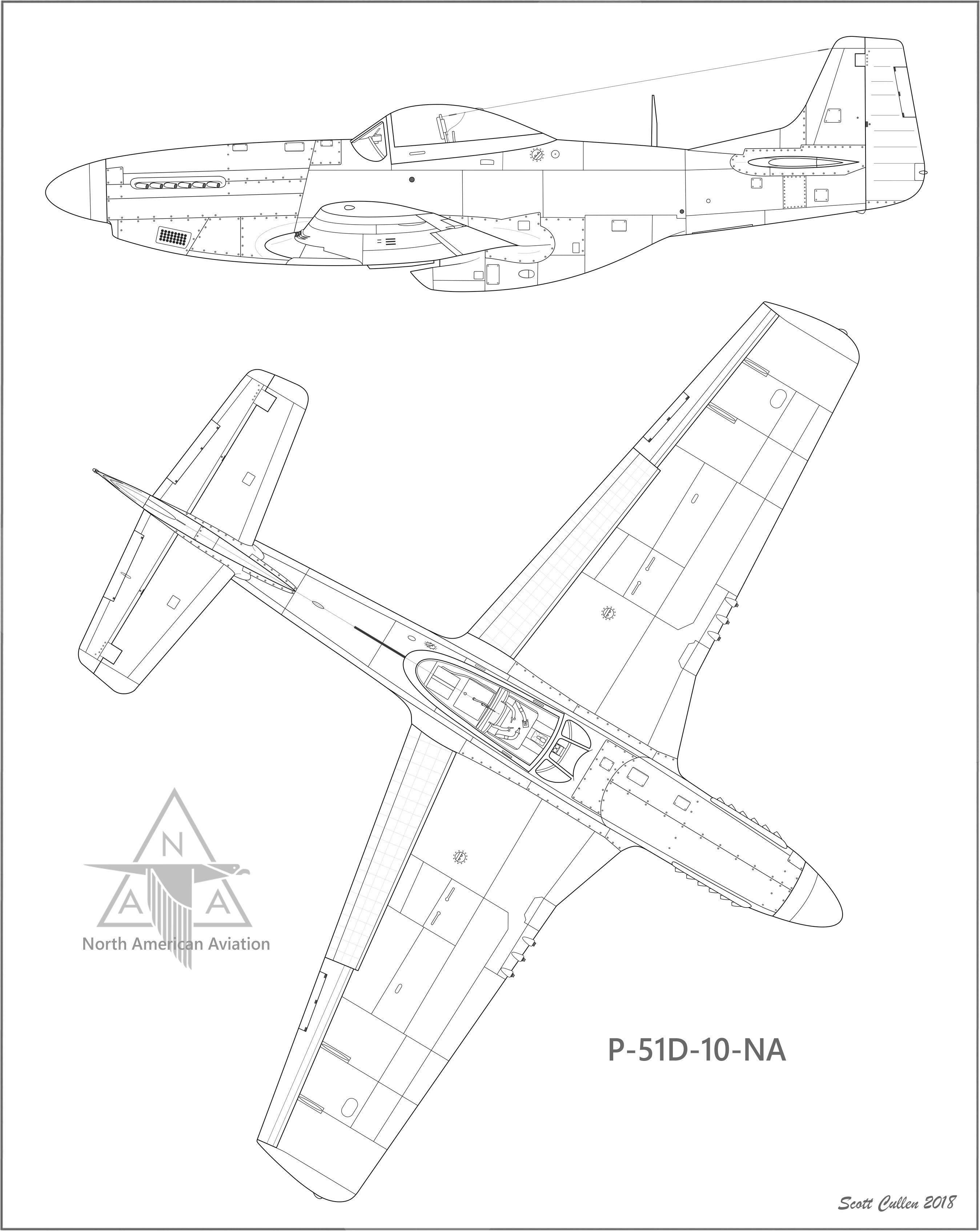 P 51d 10