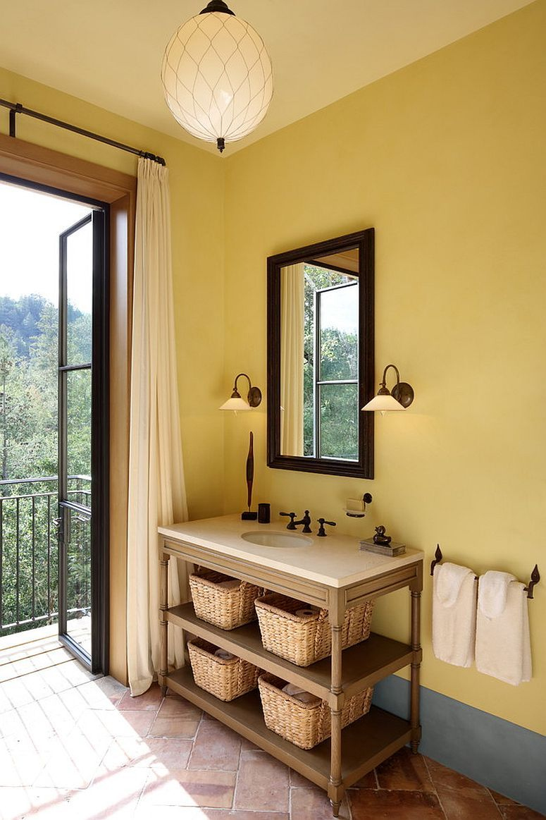 25 cool bathroom color trends for summer and beyond with