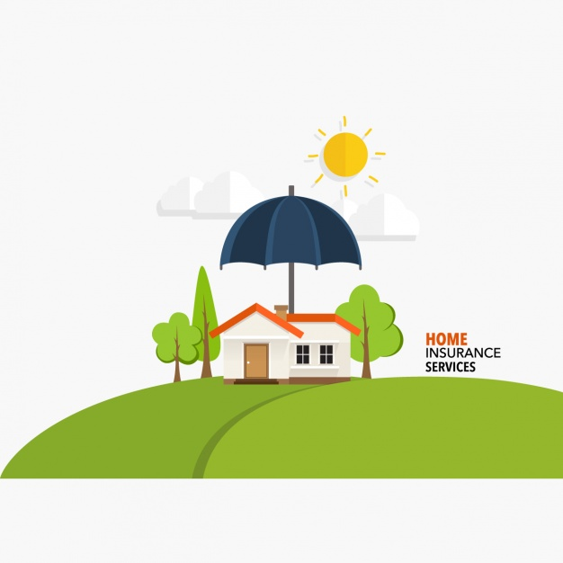 Download Home Insurance Services Background for free in