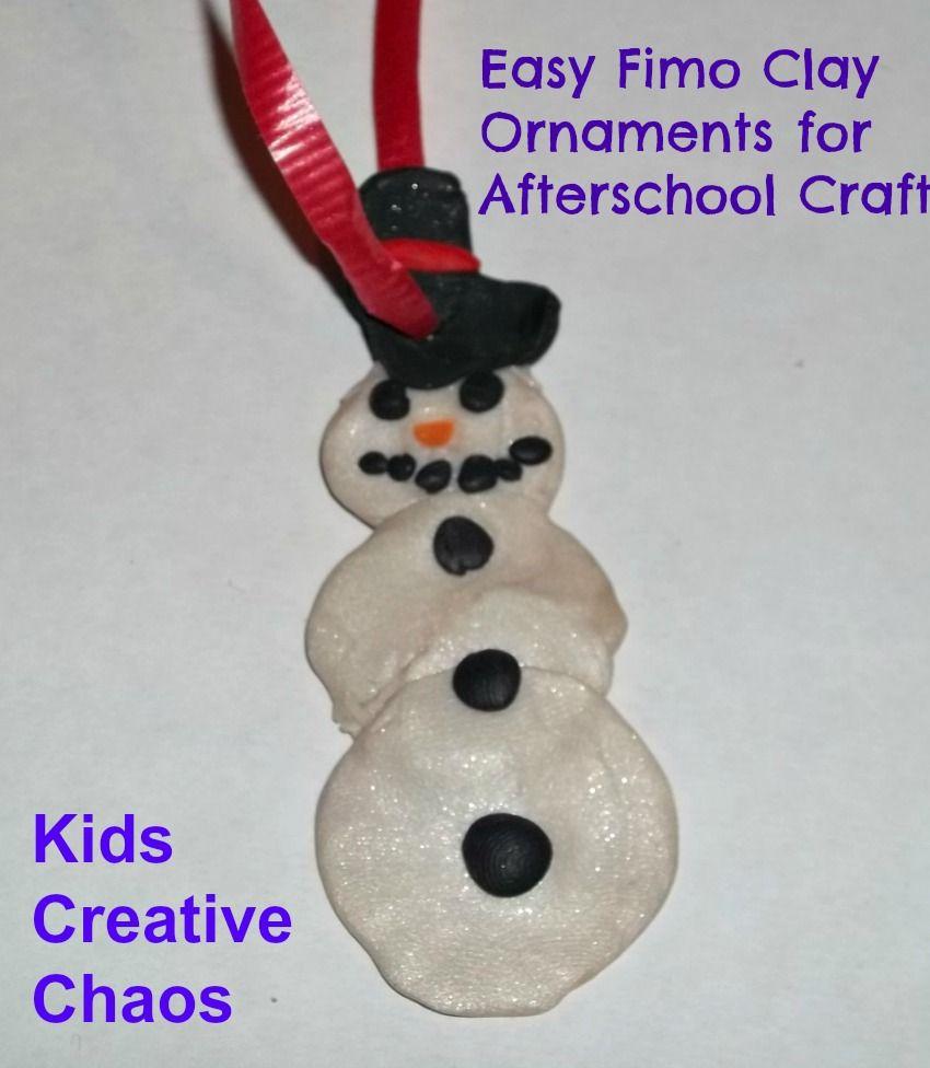 7 Homemade Christmas Ornament Craft Ideas | Christmas ornament ...