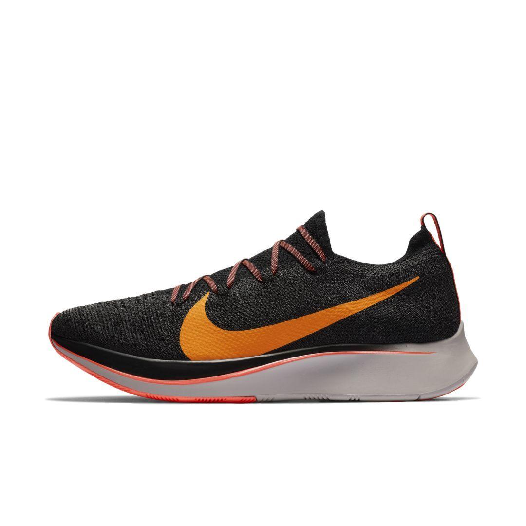 6ad977f16008 Nike Zoom Fly Flyknit Men s Running Shoe Size 13 (Black)