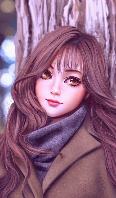 Get It Now Anime Art Girl Cute Art Girly Art