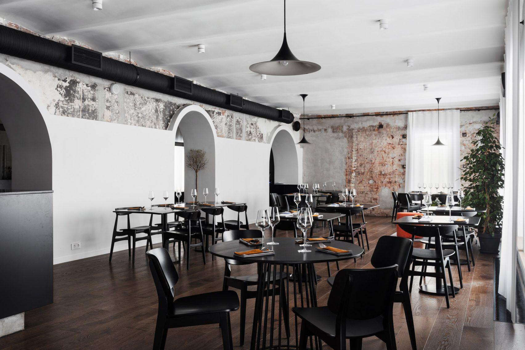 St Petersburg restaurant Gastrobar O pays tribute to