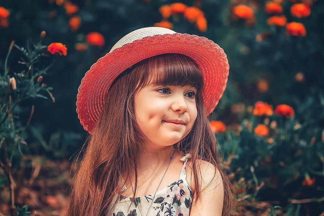Image May Contain 1 Person Hat Closeup And Outdoor Beautiful Children Hats Beautiful