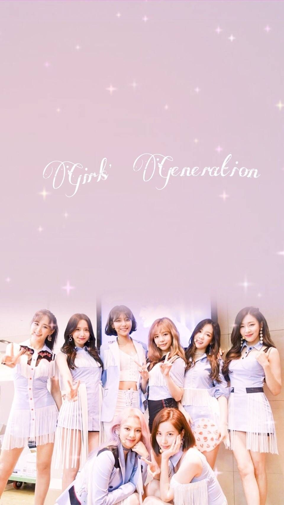 Girls Generation 2017 Iphone Wallpaper Com Imagens Snsd Fotos