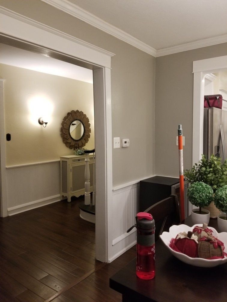 You're guaranteed to love one of these hot hues! Behr Gray Paint for Living Room Luxury Behr Graceful Gray ...