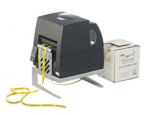 17597082c935 Silver Fox Cable Labels - Silver Fox Plug'N'Play Thermal Printer http: