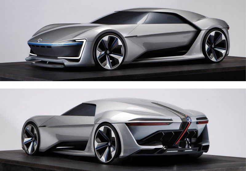 Hd Design Analysis 2020 Volkswagen Gt Ge By Eli Shala Biplane Aero Theory Negative Space Define Ev Supercar Concept Car Design Automotive Design Concept Cars