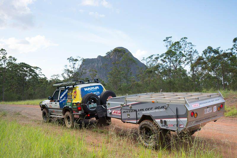 Australian Off Road Campers & Caravans