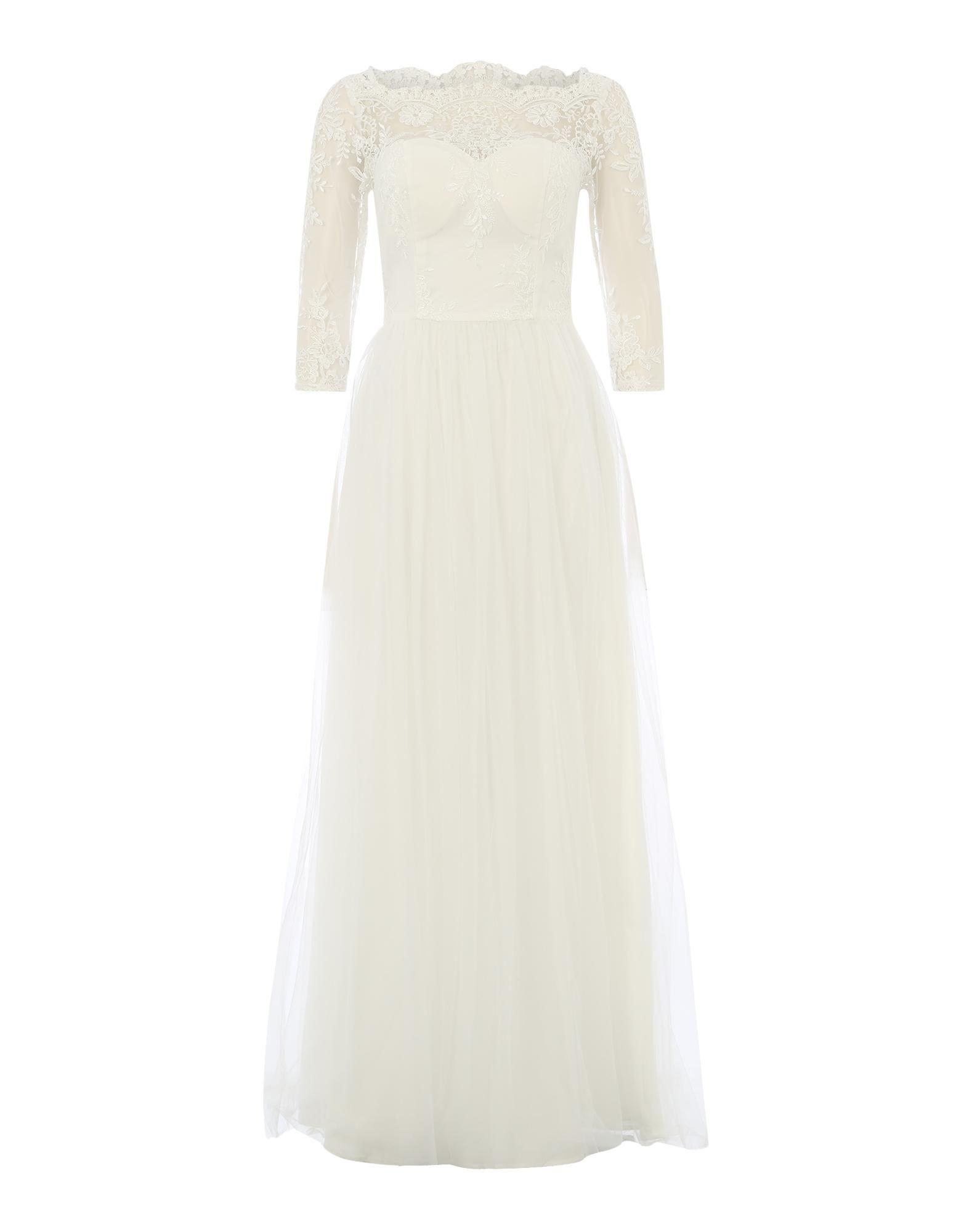 Chi Chi London Hochzeitskleid \'Mary-Jane\' in Weiß bei ABOUT YOU ...