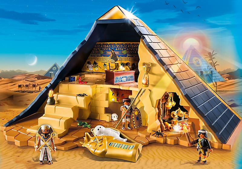 Pyramide des pharao 5386 playmobil deutschland - Sims 3 spielideen ...