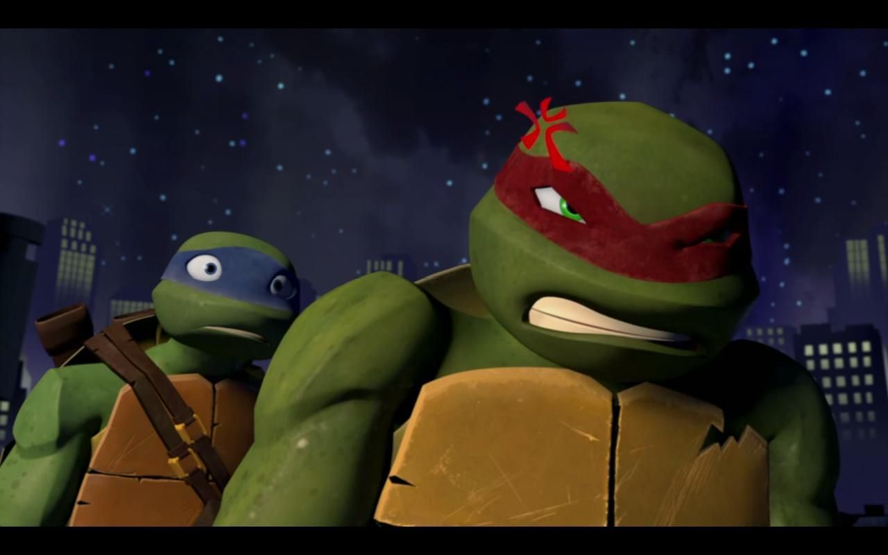 All Things Tmnt Run Leo To Whatever Raph S Anger Is