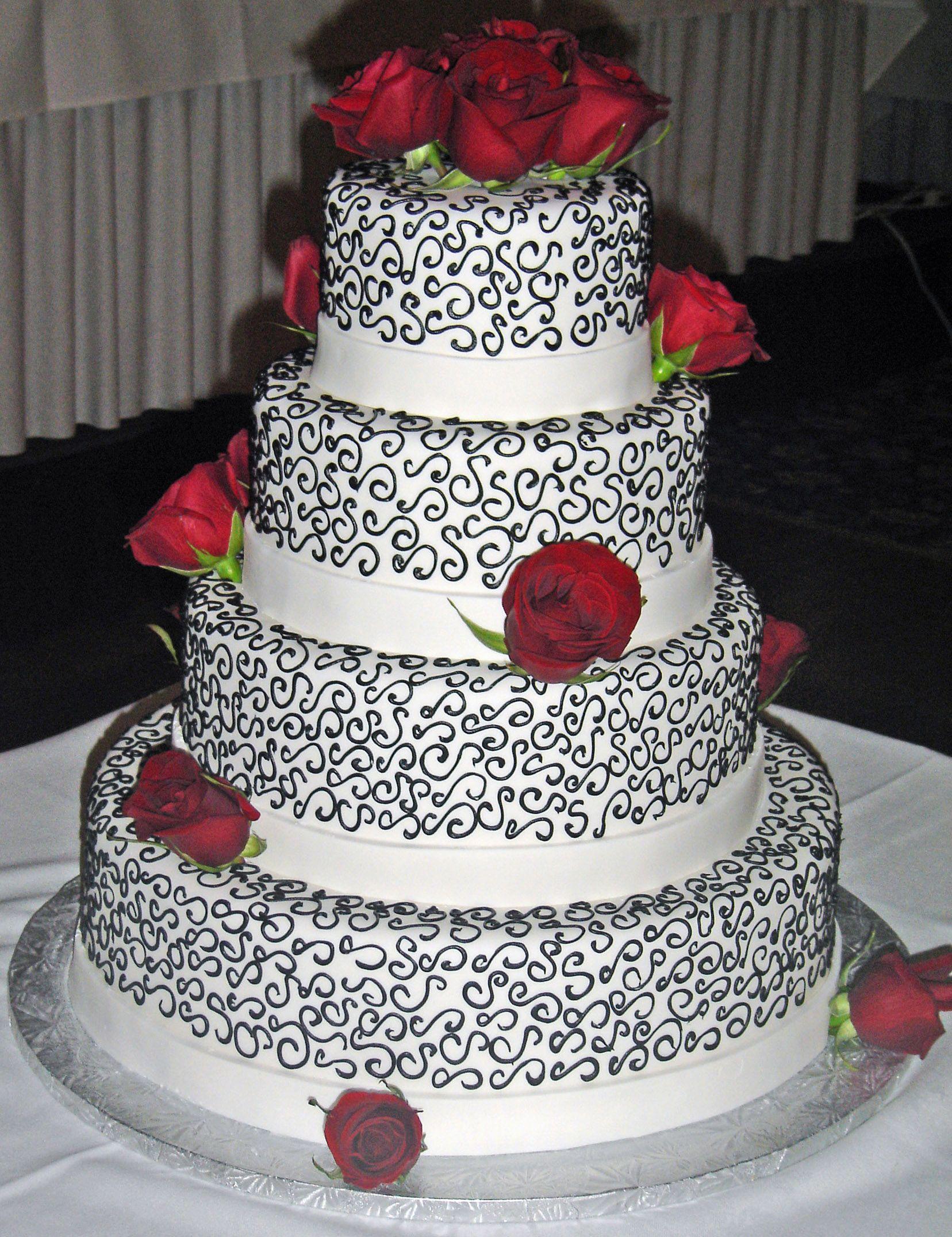 Bismillah Bakery Wedding Cakes
