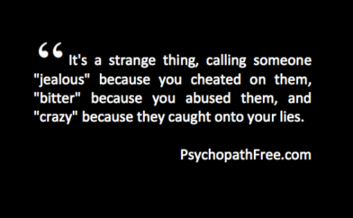 Interesting at how quickly this happens, especially when you start to uncover who he is really is. Exposure of the Narc is the worst thing that can happen to them. They will lie, manipulate and cover up as much as they have to in order to avoid this.