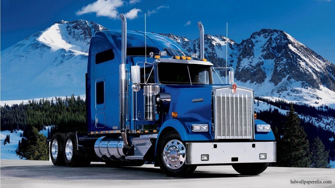 Kenworth Description Free Truck Wallpaper