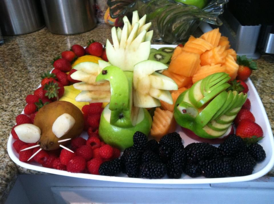 Fruit Platter (With images) | Fruit, Fruit plate ...