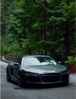 Christians Audi Spyder Httpsthetakecomproductjamie - Audi car in 50 shades of grey