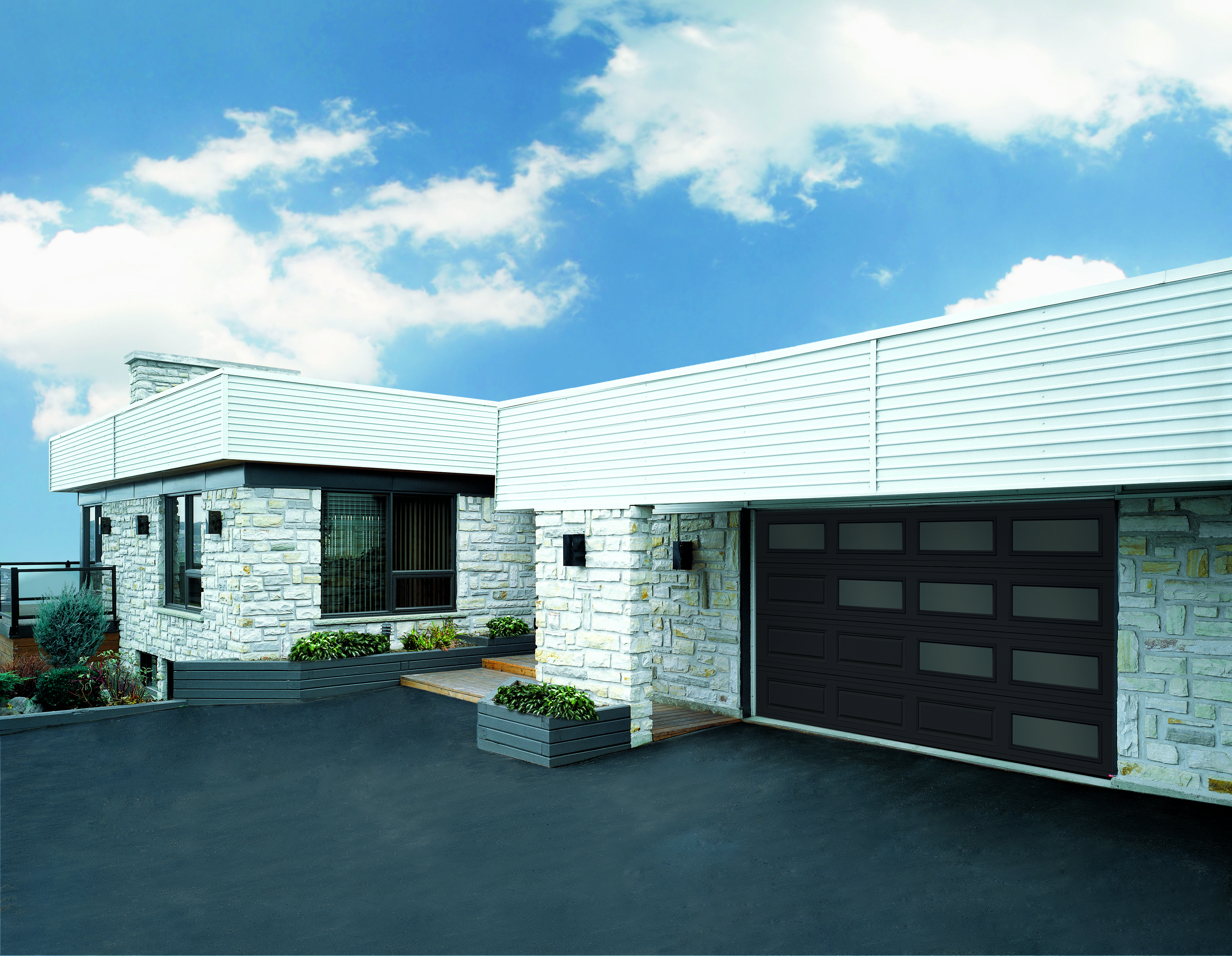 Garage Door Model Standard XL Perspective Get a FREE QUOTE