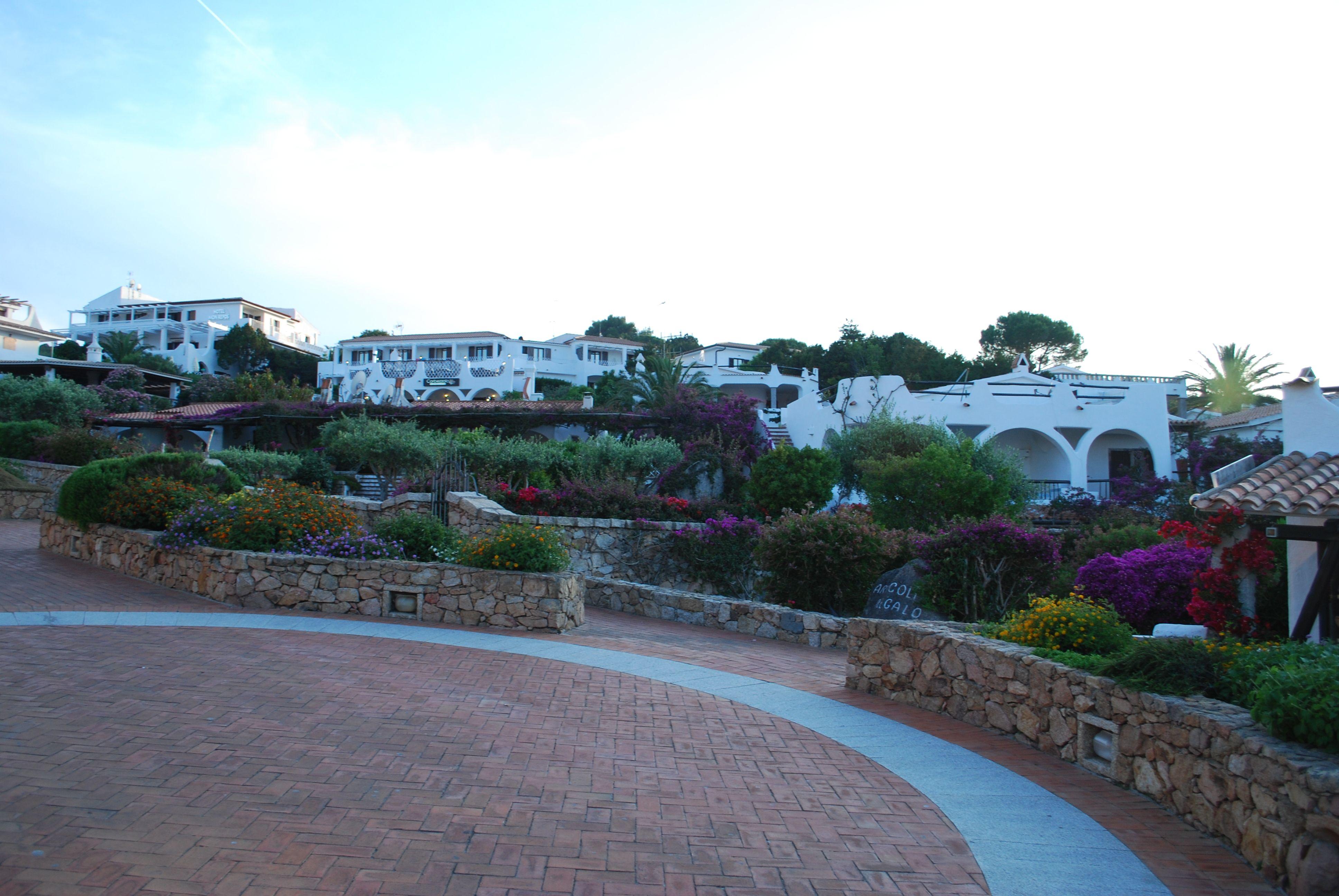 Baia Sardinia Villa With Private Pool Sardinia Views