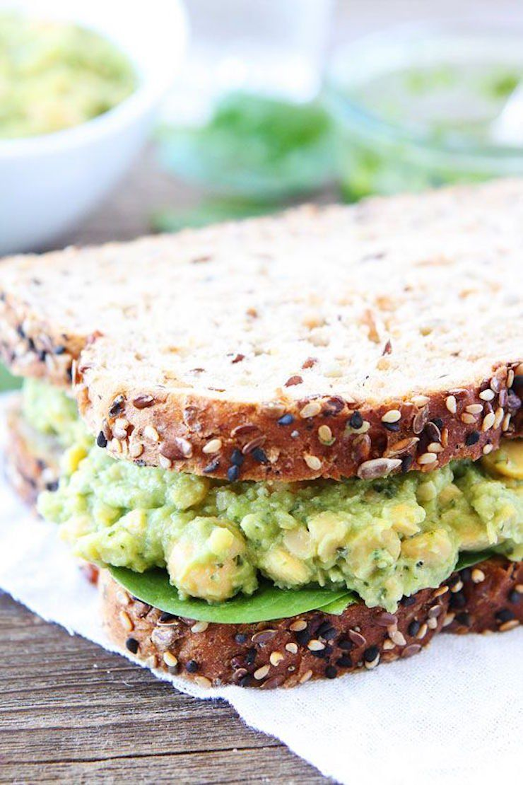24 Vegan Sandwiches That Are Incredibly Delicious images