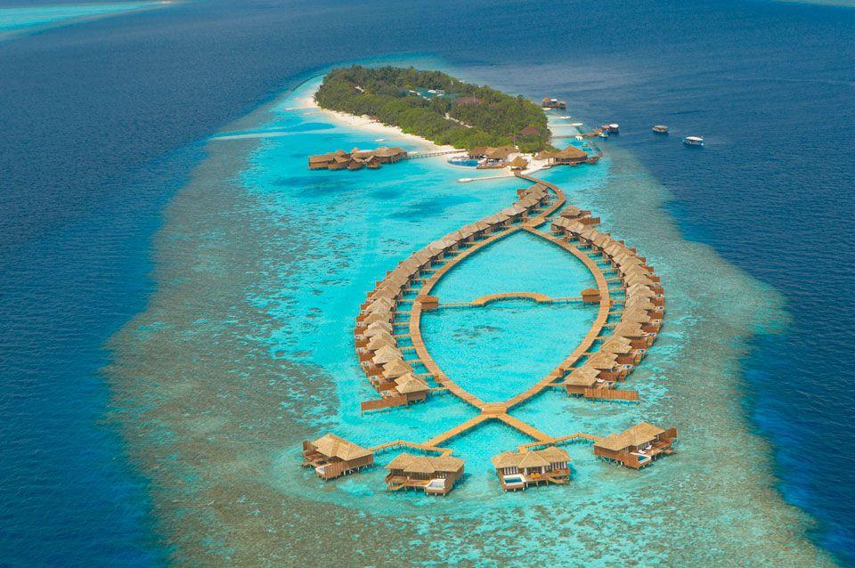 the maldives...yep, perfect island getaway