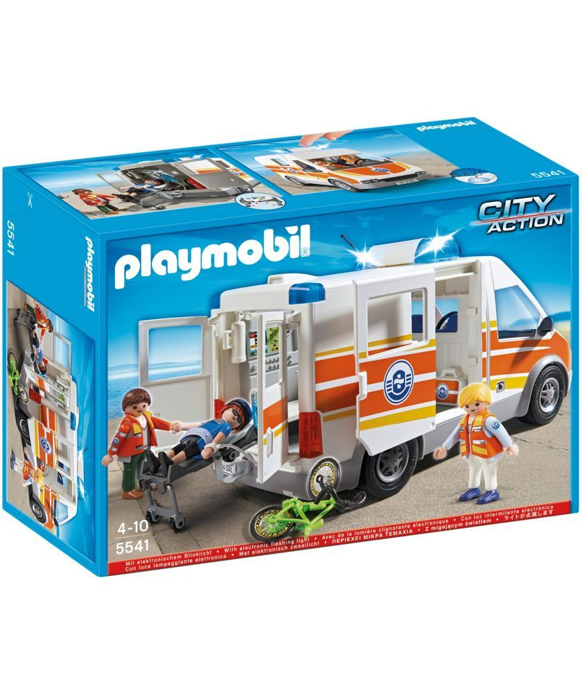 Dolls house at argos co uk your online shop for dolls houses dolls - Buy Playmobil Ambulance With Siren At Argos Co Uk Your Online Shop For