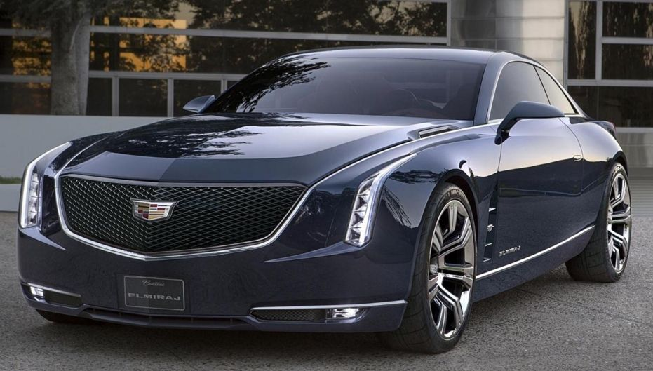 2017 Cadillac Elr Coupe