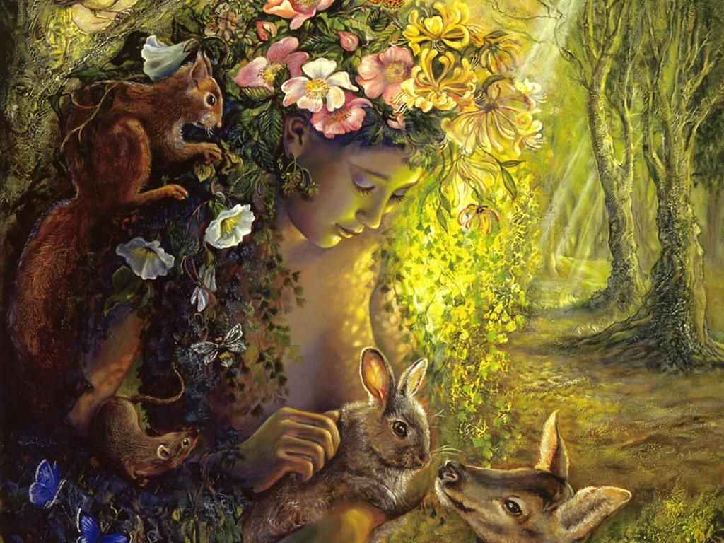 83 best Josephine Wall Paintings images on Pinterest | Josephine ...