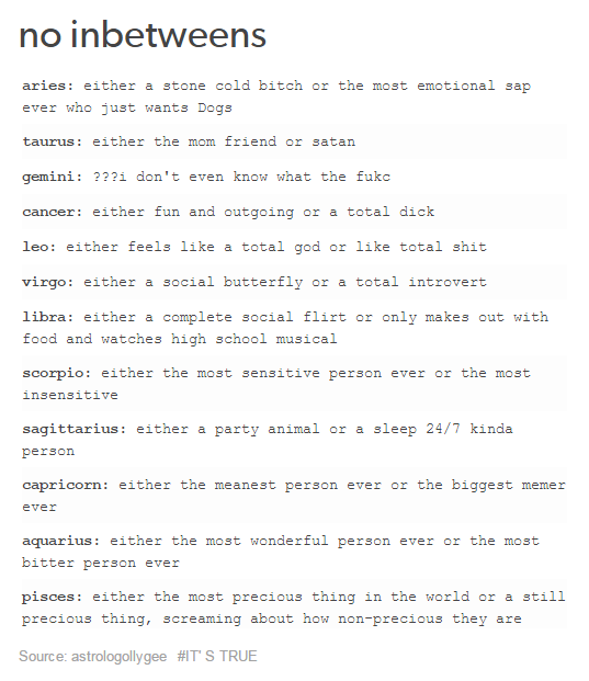 most musical astrological sign