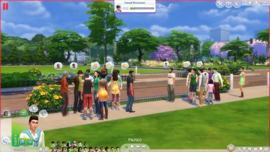 "harmonysimsblr: "" Description: • Increase your Sims household up to"