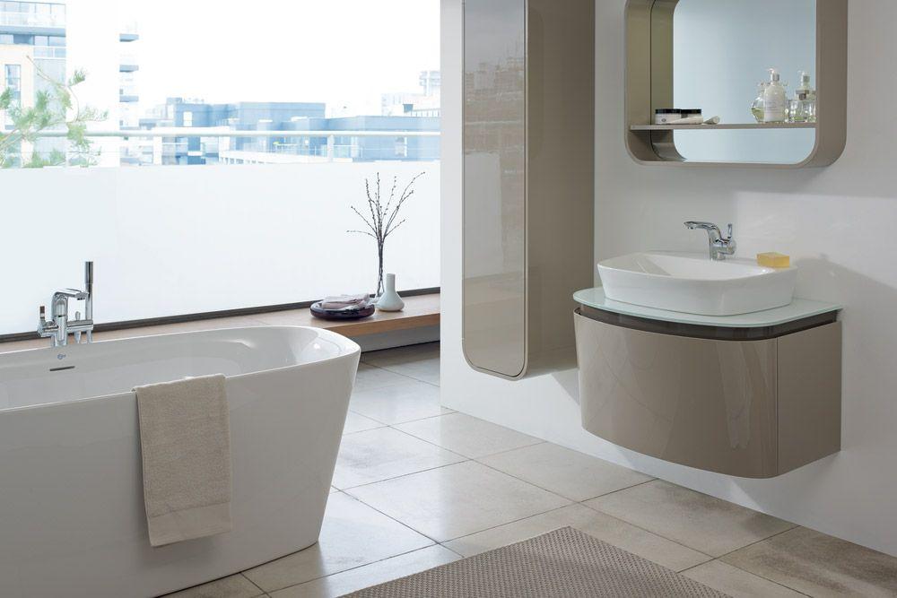 We Love This Contemporary Look From Vitraglobal Bathroom Inspiration Bathroom Design Inspiration Dream Bathroom