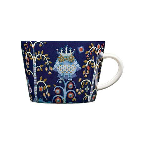 Iittala Taika Coffee/cappucino cup 0,2l blue  Klaus Haapaniemi, Heikki Orvola 2007 15.90 €