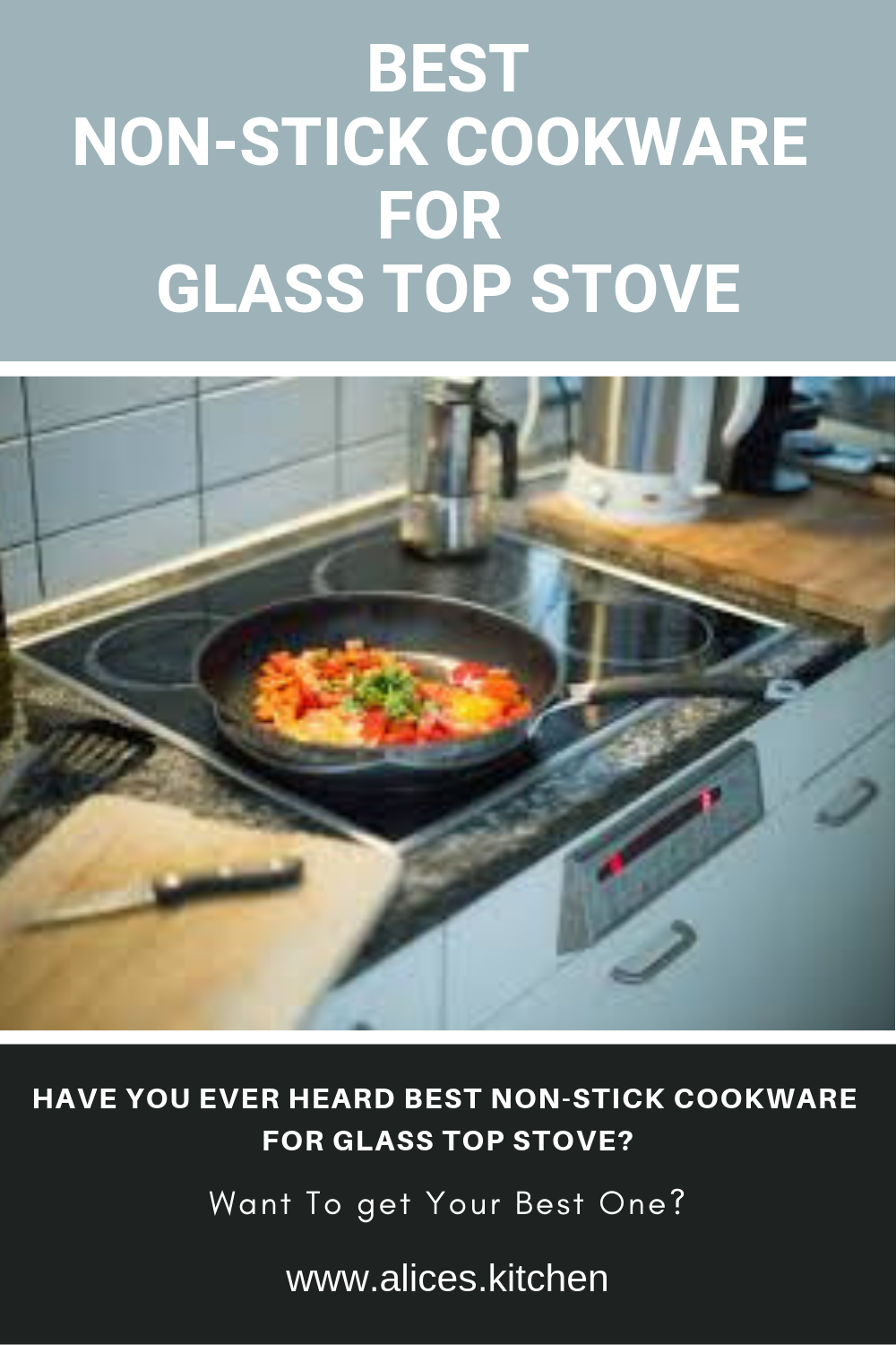 Best Non Stick Cookware For Glass Top Stove Best Non Stick Cookware Glass Top Best Pans For Cooking