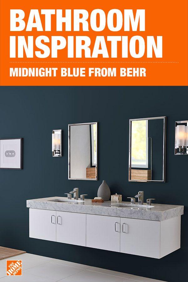 behr premium plus 1 gal n480 7 midnight blue eggshell on behr premium paint colors id=24762